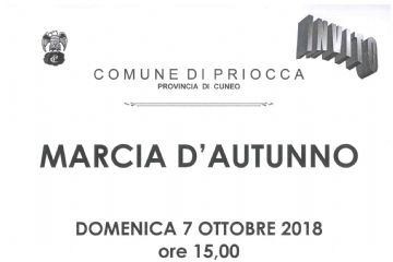 MARCIA D'AUTUNNO